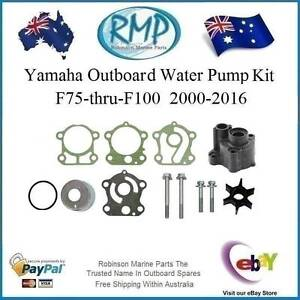 Water Pump Yamaha 4/Stroke F75-thru-F100 # 67F-W0078-00 + Housing Helensvale Gold Coast North Preview