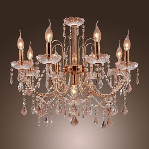 New Crystal Chandelier, Free delivery, Assembly and Installation West Island Greater Montréal image 1