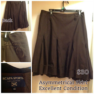 Ladies skirts - different sizes