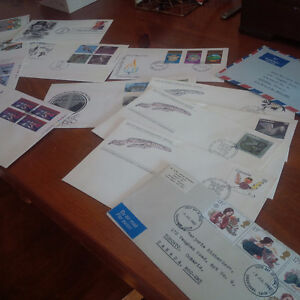 First Day of Issue Stamps
