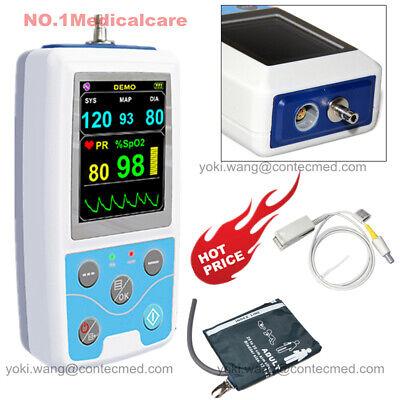 Contec Brand New Portable Vital Sign Patient Monitor Nibpspo2pr Pc Software