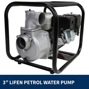 BLACK EAGLE Water Pump 3Inch 8HP Petrol Transfer High Flow Irrigation Sydney City Inner Sydney Preview