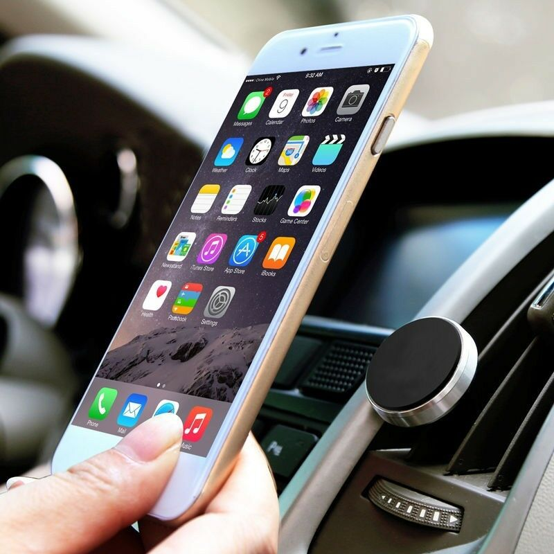 Magnetic Phone Mount Holder Universal Car Air Vent Hand Free