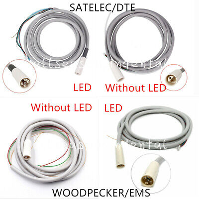 Dental Ultrasonic Scaler Led Cable Tube Hose For Woodpeckerems Satelecdte