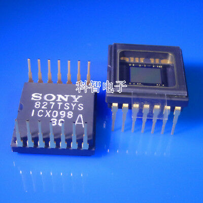 1 x ICXO98 ICX098 ICX098BQ-A Progressive Scan CCD Image Sensor Progressive-scan-ccd