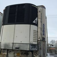 4 REEFER TRAILERS 53 FEET FOR SALE