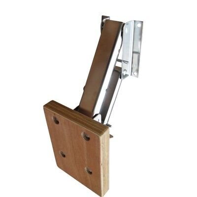 Outboard Motor Mounting Bracket, Raise & Lowered Position, 30kg Capacity Capacity Outboard Motor