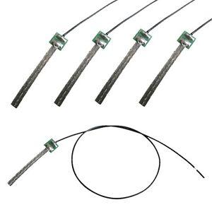 S427 - 4 Stück Schleifkontakte Schleifer Achsschleifer Stromabnehmer für Waggons