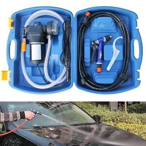 Portable 12V Car Washing Device Utility Vehicle Cleaner 120303