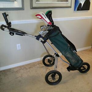 Golf Bag Pull Cart London Ontario image 1