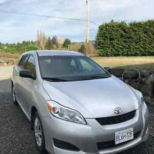 2013 Toyota Matrix Base Hatchback