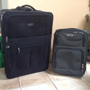 suitcase $40 for both