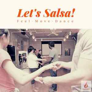 PRIVATE DANCE LESSONS - DANCE CLASSES - SALSA DANCING - BACHATA