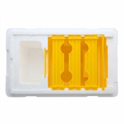 Auto Honey Beehive Frames Beekeeping Kit Bee King Box Pollination Box