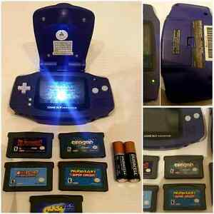AWESOME GAMEBOY ADVANCE PACKAGE / SUPER ENSEMBLE GAMEBOY ADVANCE