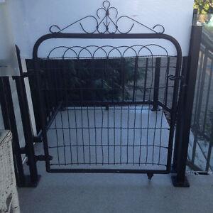 gate Vintage garden gate