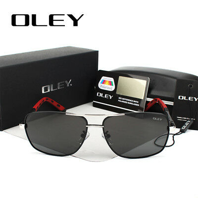 Top Special Sell OLEY Brand Polarized Sunglasses Men New Fashion Eyes (Top Selling Sunglasses Brands)
