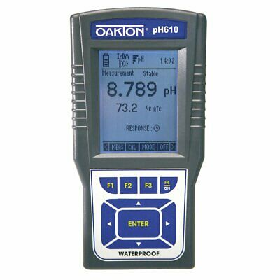Oakton Wd-35418-12 Ph610 Meter Only
