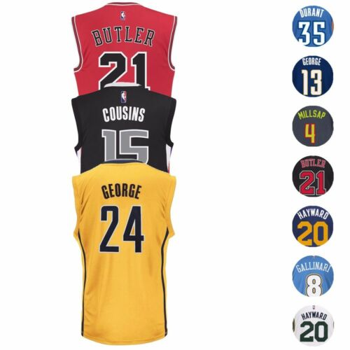 NBA Adidas Official Team Player Replica Jersey Collection - Men's