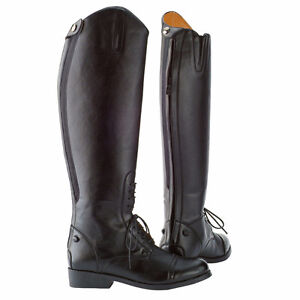 USED AND NEW Saxon Equileather Tall Field Boots