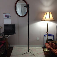QUALITY : Manfrotto> 682B Self Standing Monopod