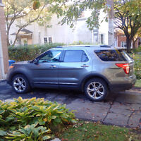 2011 Ford Explorer Leather SUV, Crossover