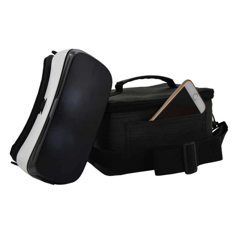 Travel Portable Storage Carry Bag Cover Case For Samsung Gear VR 3D Glasses