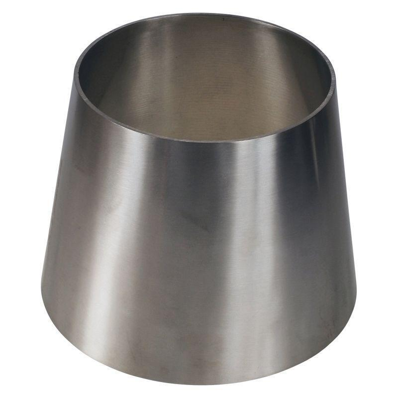 Concentric Reducer | Weld 8 inch x 6 - Sanitary SS304