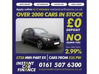 BMW 116 2.0TD ( bhp ) ( s/s ) Sports Hatch 2014MY d Sport