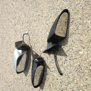 Drivers door side mirrors 1999 Honda Accord Regina Regina Area image 1