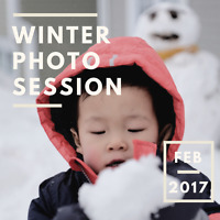 Limited time offer: Winter photo, kids, portraits photography