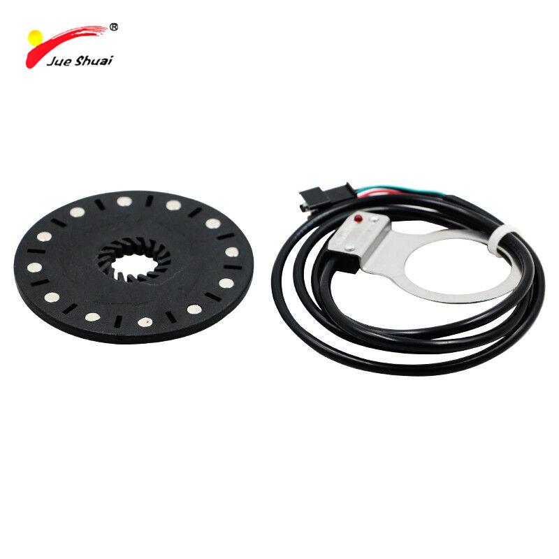 jueshuai Electric Bicycle 12 Magnet PAS Pedal Assistant Sens