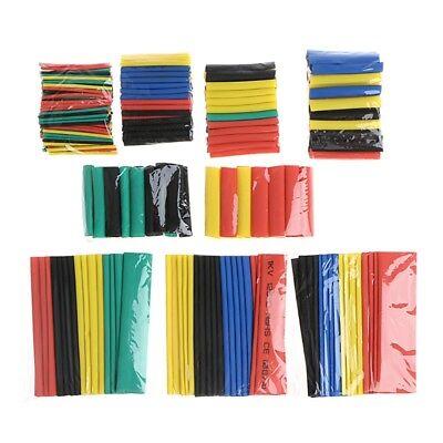328 Pcs 21 Polyolefin Heat Shrink Tubing Tube Sleeve Wrap Wire 8 Size Set