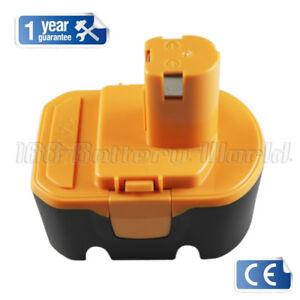 New Battery For Ryobi 14.4V BPP-1413 BPP-1415 BPP-1417 BPP-1420 CDI-1443 Ni-Cd