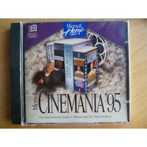 Microsoft Cinemania '95