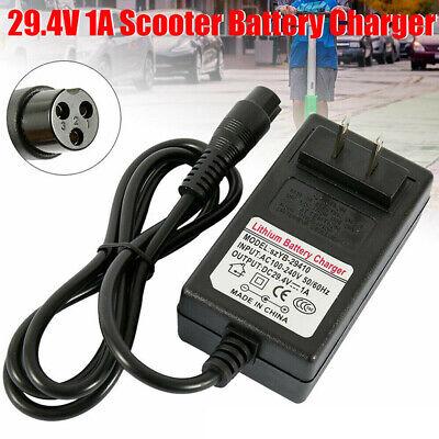 24V Battery Charger for Razor E100 E125 E150 Electric Scooter 3.3 FT Power CorFJ