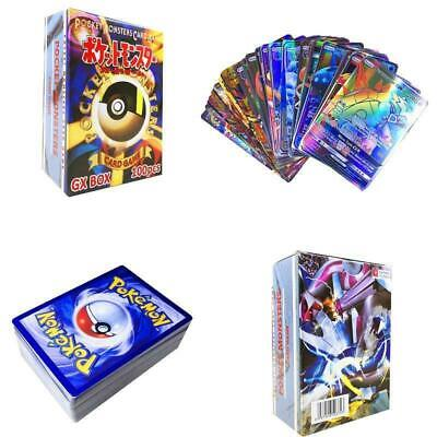 100pcs 95 GX + 5 MEGA Pokemon Cards Holo Flash Trading Card Mixed USA SHIPPING