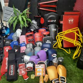 Ssport equipment/boxing