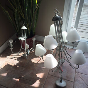 2 chandeliers **MAKE AN OFFER!**