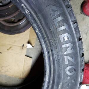 pneus d'hiver Altenzo