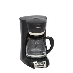 B&D 12 Cup Auto Coffee Maker Never Used in Box