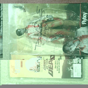 Signed Dawn of The Dead Figures, Zombie