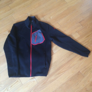 Spyder ski sweater - medium black