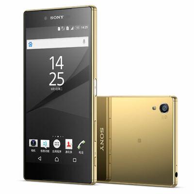 Sealed Sony Xperia Z5 E6653 32GB Entsperrt/SIM FREE Schwarz Weiß Gold Grün Handy Sim-free