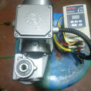 Electric motor Variable Speed