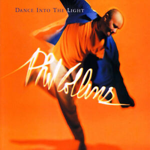 Phil Collins-Dance Into The Light Cd-Mint condition