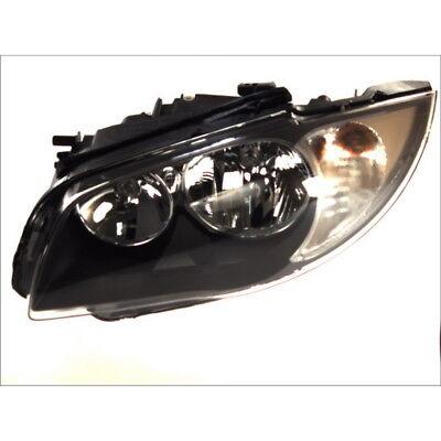 H7 Scheinwerfer schwarz rechts TYC für BMW 1ER E82 E88 07-09 H7