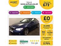 BMW 318 2.0 2013MY i M Sport FROM £72 PER WEEK !
