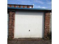 Single lock up garage for rent. £43 pcm