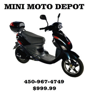 SPECIAL SCOOTER ELECTRIQUE E-BIKE  MINI MOTO DEPOT 514-967-4749